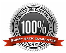 100% guarantee equipment cleaning